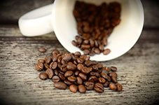 Kaffeebohnenmenge