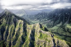 Hawaii Berge