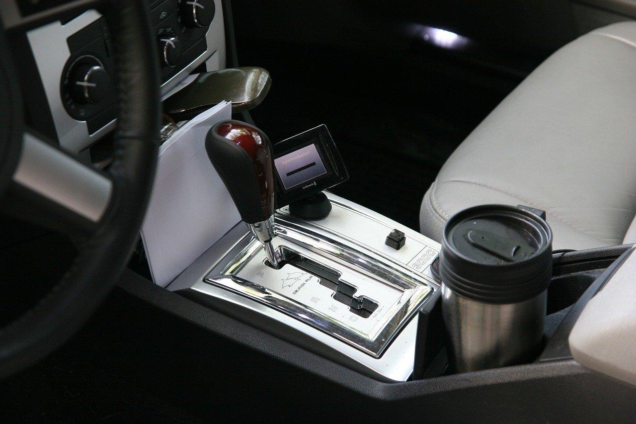 Thermobecher Auto